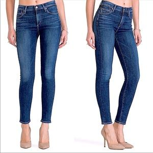 Citizens of Humanity High Rise Rocket Crop Skinny